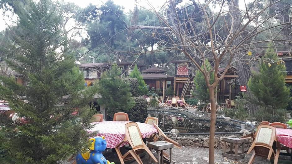 Arife Kır Sofrası Çakırlar Kahvaltı Yerleri Antalya (12)