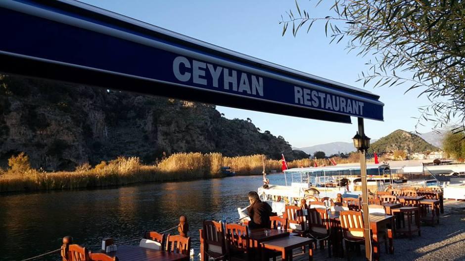 Ceyhan Restaurant Dalyan (3)