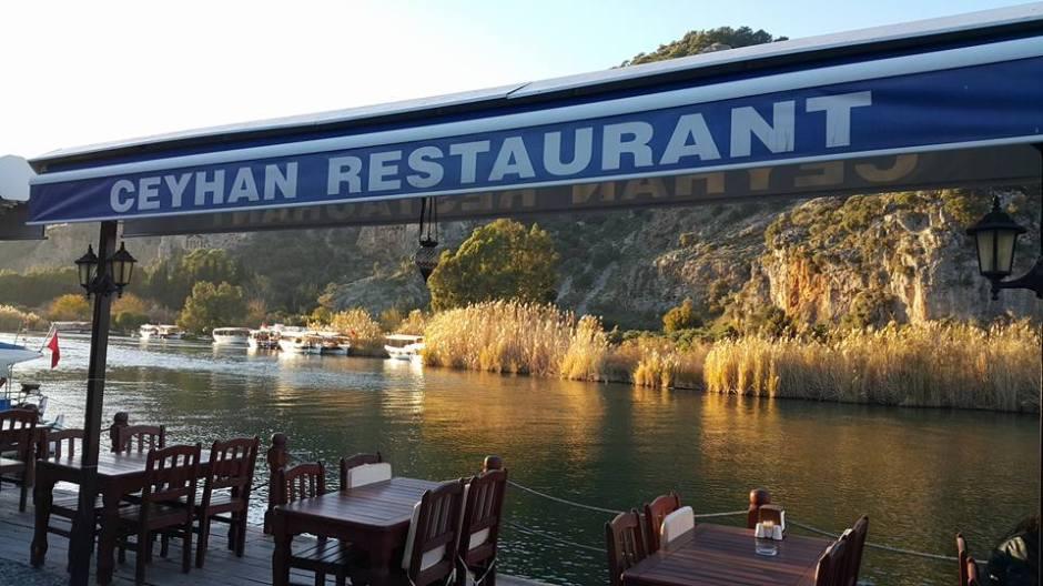 Ceyhan Restaurant Dalyan (4)