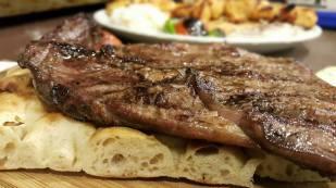 Nasreddin Restaurant Konyaaltı Antalya Etli Ekmek (11)