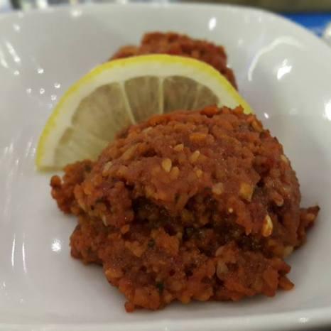 Nasreddin Restaurant Konyaaltı Antalya Etli Ekmek (13)