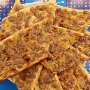 Nasreddin Restaurant Konyaaltı Antalya Etli Ekmek (20)