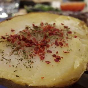 Nasreddin Restaurant Konyaaltı Antalya Etli Ekmek (25)