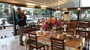 Nasreddin Restaurant Konyaaltı Antalya Etli Ekmek (35)