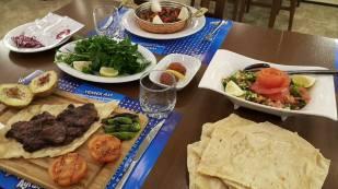 Nasreddin Restaurant Konyaaltı Antalya Etli Ekmek (43)