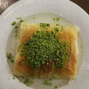 Nasreddin Restaurant Konyaaltı Antalya Etli Ekmek (47)