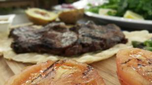Nasreddin Restaurant Konyaaltı Antalya Etli Ekmek (53)