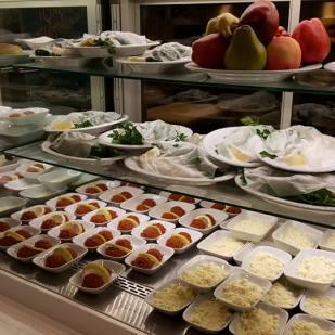 Nasreddin Restaurant Konyaaltı Antalya Etli Ekmek (60)