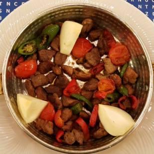 Nasreddin Restaurant Konyaaltı Antalya Etli Ekmek (63)