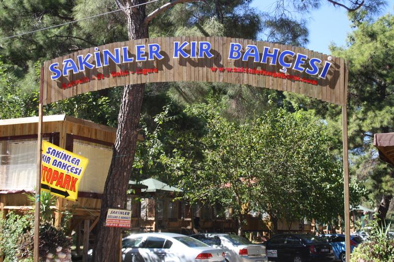 Sakinler Kır Bahçesi Antalya Çakırlar Kahvaltı (1)