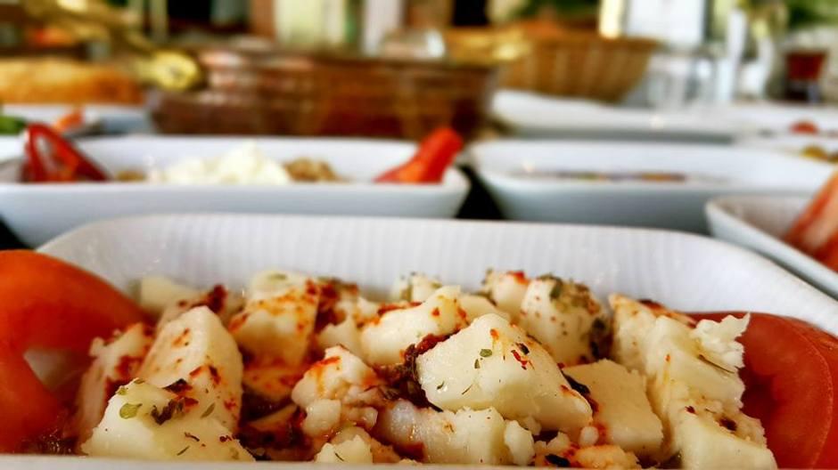 Antalya Kahvaltı Nasreddin Restaurant ta serpme kahvaltı  (13)