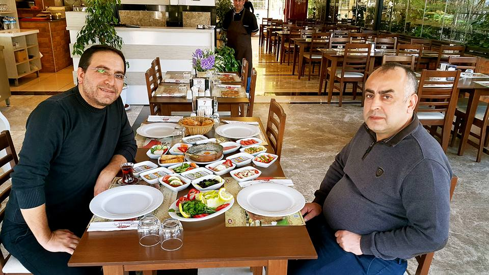 Antalya Kahvaltı Nasreddin Restaurant ta serpme kahvaltı  (25)