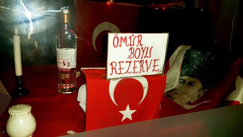 Çakırkeyif Meyhane Ocakbaşı Antalya Canlı Müzik (2)