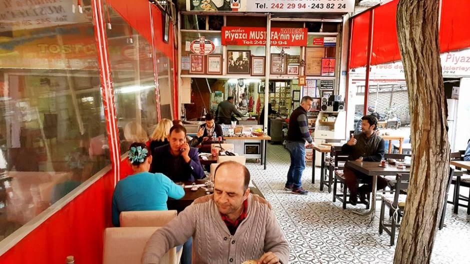 Meşhur Piyazcı Mustafa Antalya şiş köfte piyaz salonu (7)