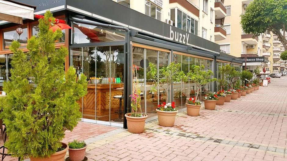 Buzzy Bar Restaurant Alanya Mahmutlar (5)