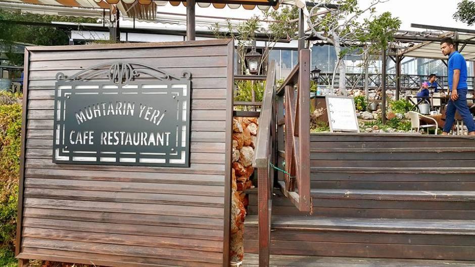 Muhtarın Yeri Cafe Restaurant Alanya Kalesi (2)