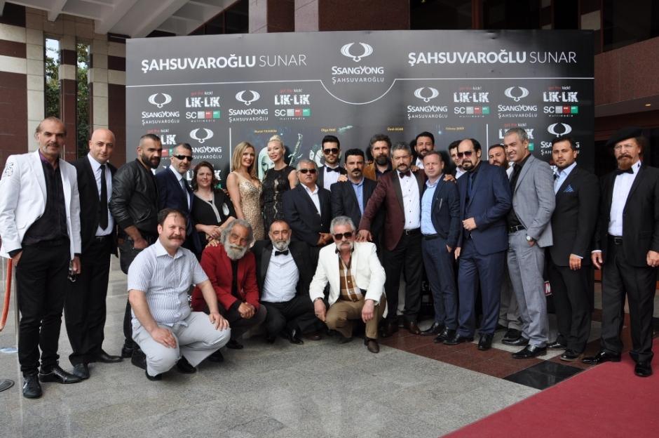 Dadaş Filmi Galası Antalya'da Yapıldı.