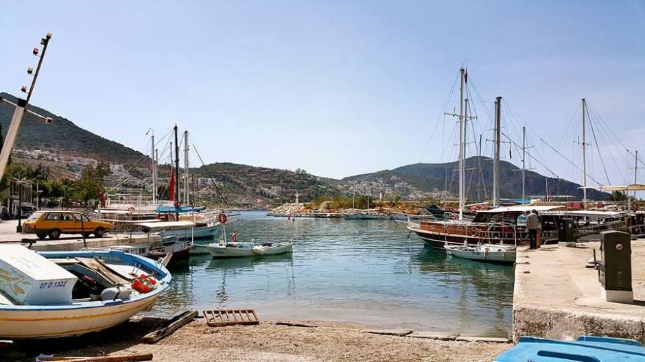 kaş kalkan doğal güzellikler manzara antalya kaş kalkan gezilecek yerleri (10) kalkan marina
