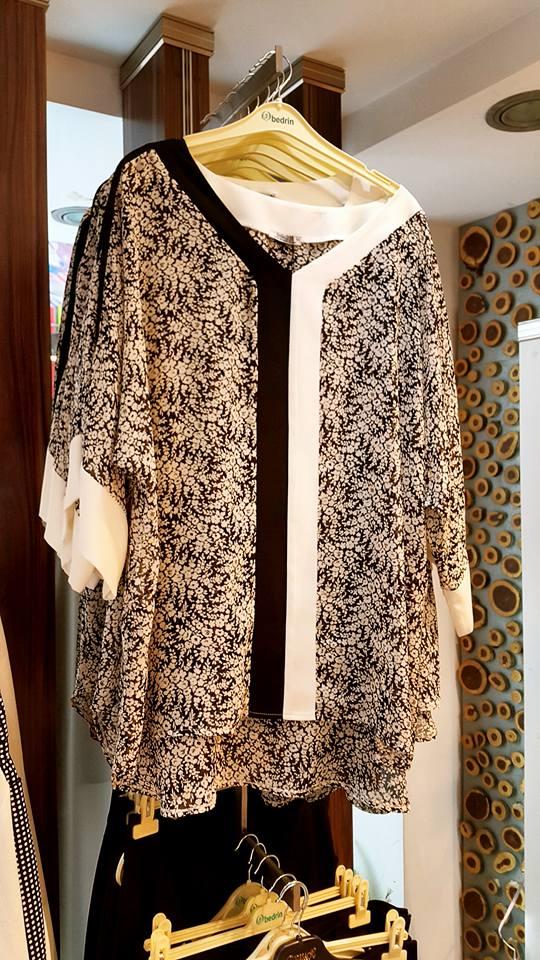 Antalya Büyük Beden Şık Giyim Yeni Sezon - 0242 2410260 Ridade Bedrin (34)