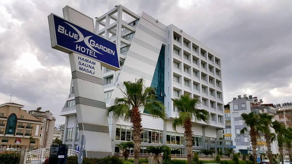 Antalya Blue Garden Hotel - 0242 2288900 antalya konyaaltı oteller denize sıfır otel antalya hotels (16)
