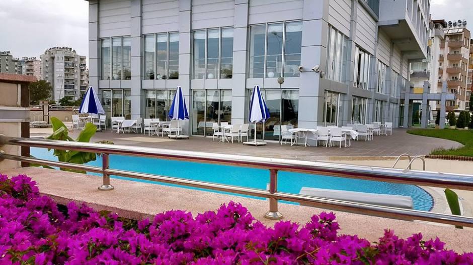 Antalya Blue Garden Hotel - 0242 2288900 antalya konyaaltı oteller denize sıfır otel antalya hotels (19)