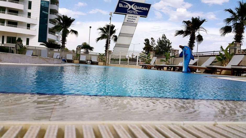Antalya Blue Garden Hotel - 0242 2288900 antalya konyaaltı oteller denize sıfır otel antalya hotels (4)