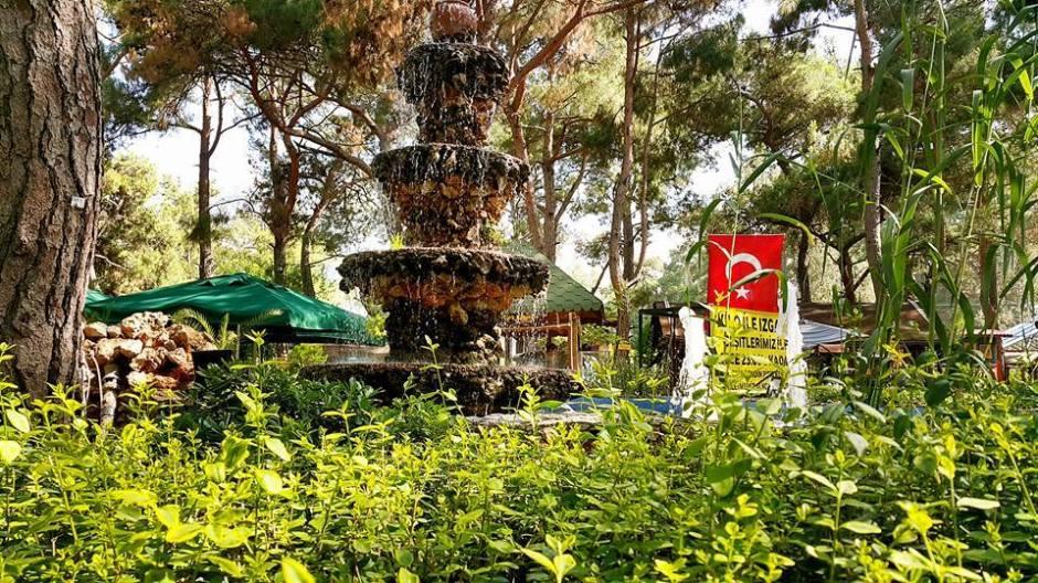Antalya Köy Kahvaltısı - 0242 4394747 - Çakırlar Gzöleme Bazlama Paşa Kır Bahçesi Çakirlar (30)