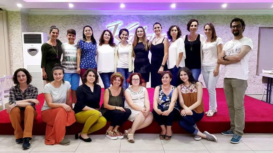 Kabare Saçıbeyaz Restaurant'ta Çağdaş Drama Derneği Antalya Temsilciliği iftar yemeği (19)
