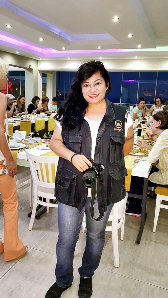 Kabare Saçıbeyaz Restaurant'ta Çağdaş Drama Derneği Antalya Temsilciliği iftar yemeği (30) rüya kürümoğlu