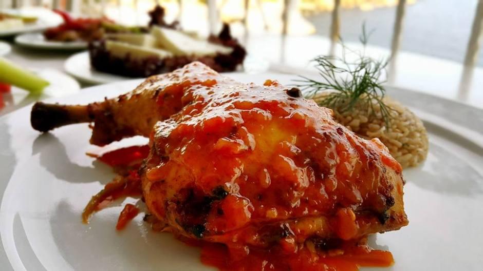 Kabare Saçıbeyaz Restaurant'ta Çağdaş Drama Derneği Antalya Temsilciliği iftar yemeği (4)