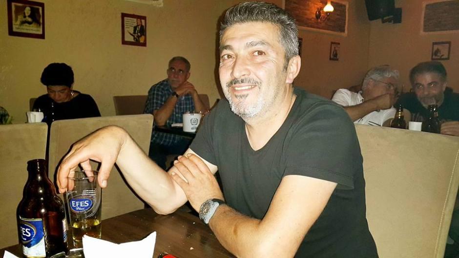 Sıla Türkü Evi Antalya Türkü Bar (13) Erkan Dündar
