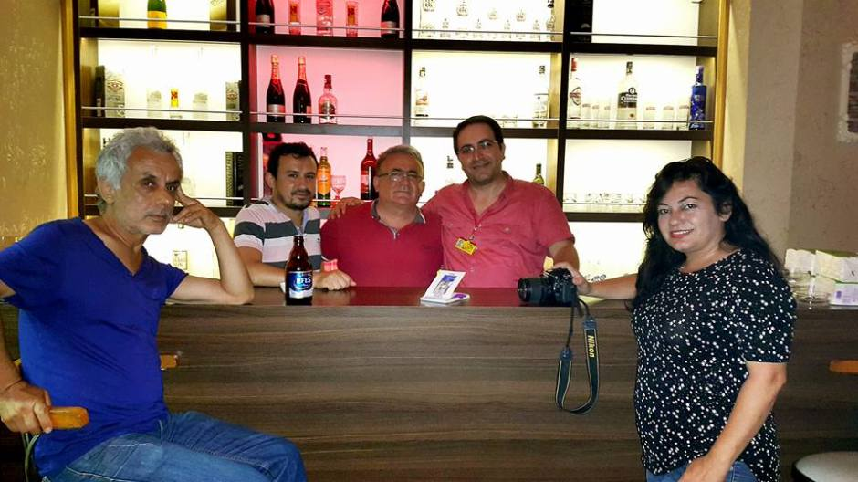 Sıla Türkü Evi Antalya Türkü Bar (5) burhan demiröz rüya kürümoğlu