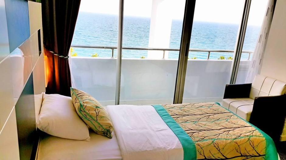 Antalya Merkez Oteller 0242 2288900 denize kenarında oda kahvaltı deniz manzaralı (2)