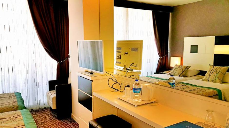 Antalya Otelleri 0242 2288900 konforlu oteller şehir merkezinde oteller  (5)