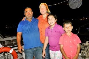 Buzkıran'lar Mutlu Günlerini Teknede Kutladı… (20)