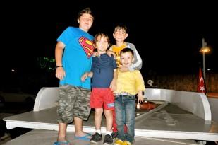 Buzkıran'lar Mutlu Günlerini Teknede Kutladı… (25)