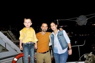 Buzkıran'lar Mutlu Günlerini Teknede Kutladı… (26)