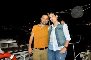Buzkıran'lar Mutlu Günlerini Teknede Kutladı… (27)