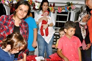 Buzkıran'lar Mutlu Günlerini Teknede Kutladı… (34)