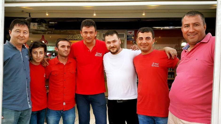 Şişçi Ramazan Uncalı 0242 228 8200  Restoranlar Konyaaltı Paket Servis Antalya Şiş Köfte Piyaz  (10) murat özalp hilmi sakar