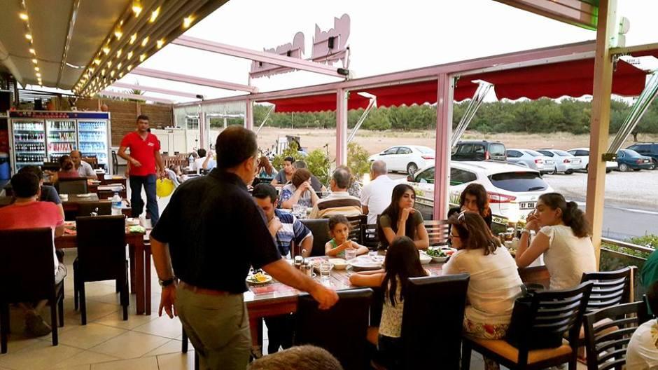 Şişçi Ramazan Uncalı 0242 228 8200  Restoranlar Konyaaltı Paket Servis Antalya Şiş Köfte Piyaz  (13)
