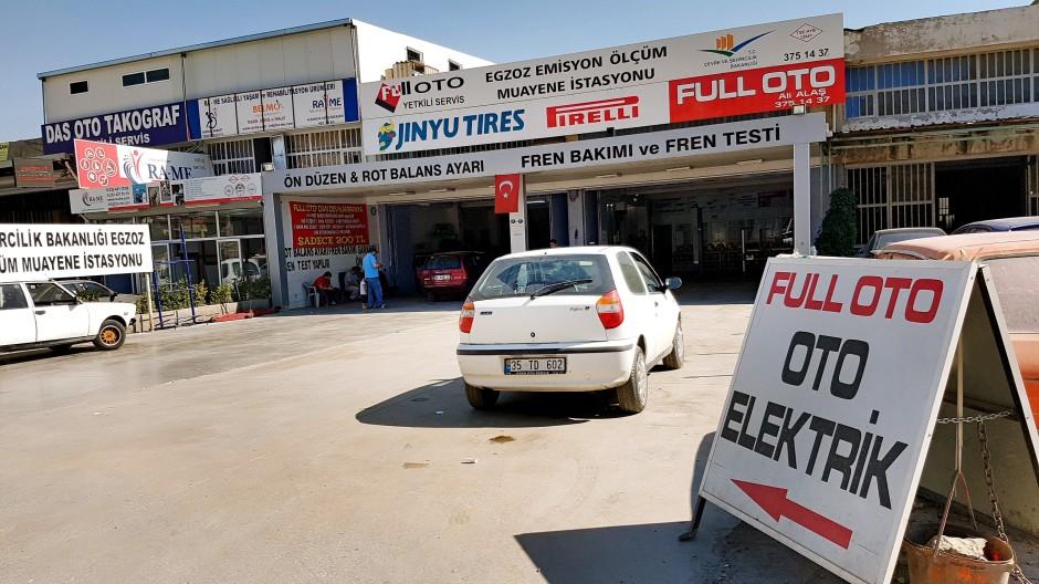 İzmir Araç Muayene 02323751437 egzoz emisyon oto muayene (2)