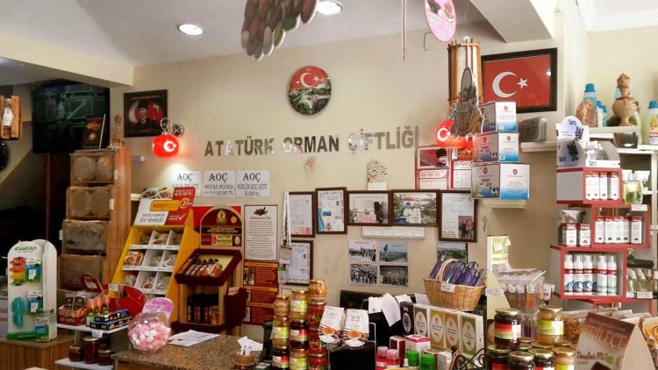 İzmir Atatürk Orman Çiftliği 02323440944 Ekolojik katkısız yöresel ürünler (14)