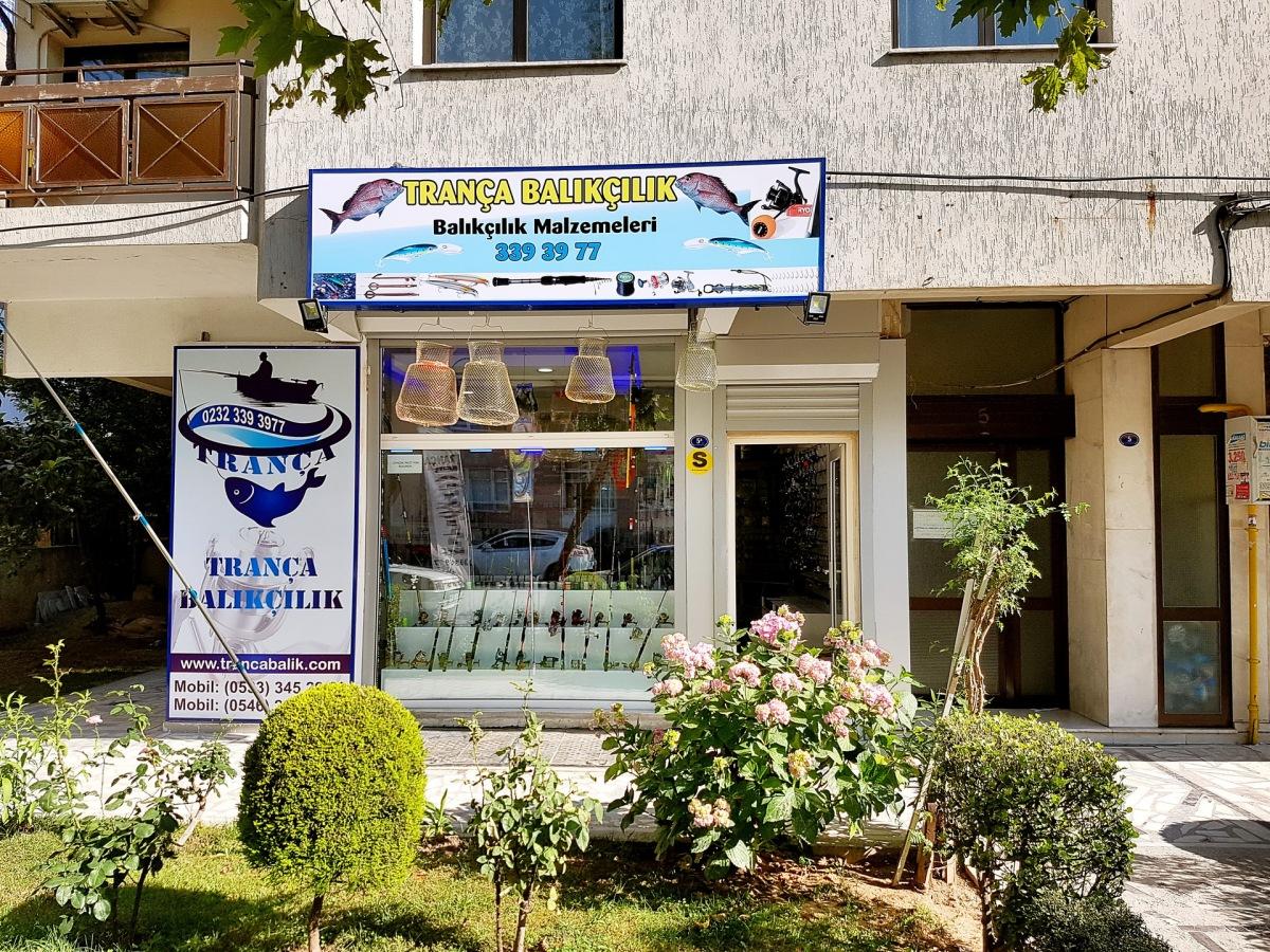 Trança Balıkçılık Deniz Av Malzemeleri Bornova İzmir Firmasının google harita kayıt işlemleri gerçekleştirildi (Tel:02323393977)