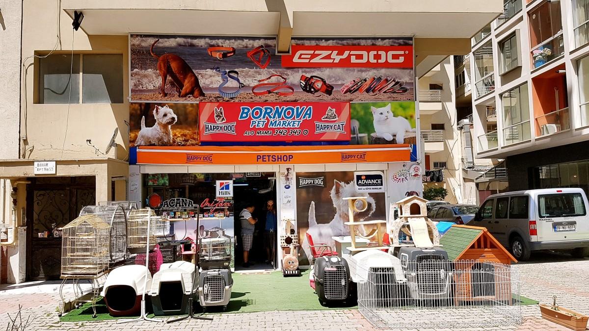 Petshop Bornova İzmir Firmasının google harita kayıt işlemleri gerçekleştirildi (Tel:0 232 342 3430)