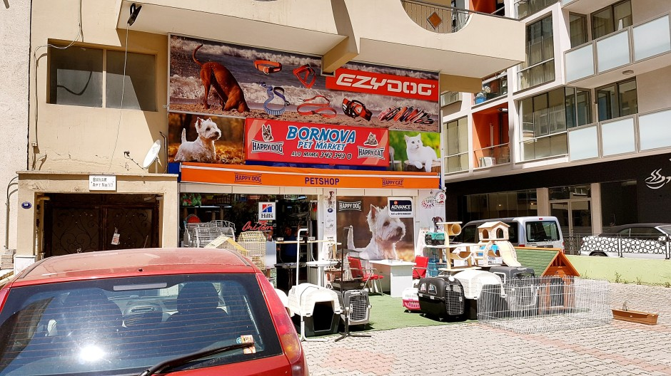 İzmir Bornova Petshop 02323423430 kedi maması kumu köpek maması evcil hayvan kutusu (4)