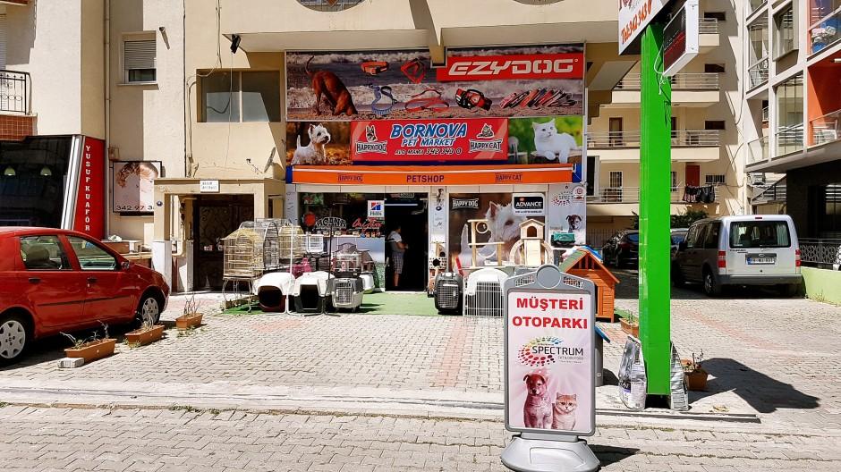 İzmir Bornova Petshop 02323423430 kedi maması kumu köpek maması evcil hayvan kutusu (5)
