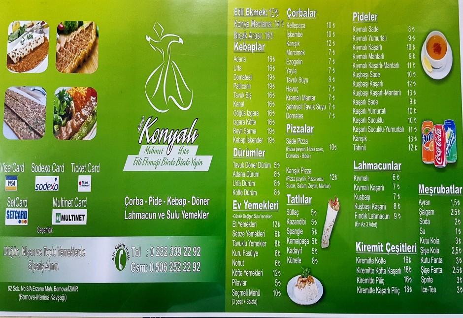 İzmir Etli Ekmek 02323392292 bornova restoran sipariş  (4)